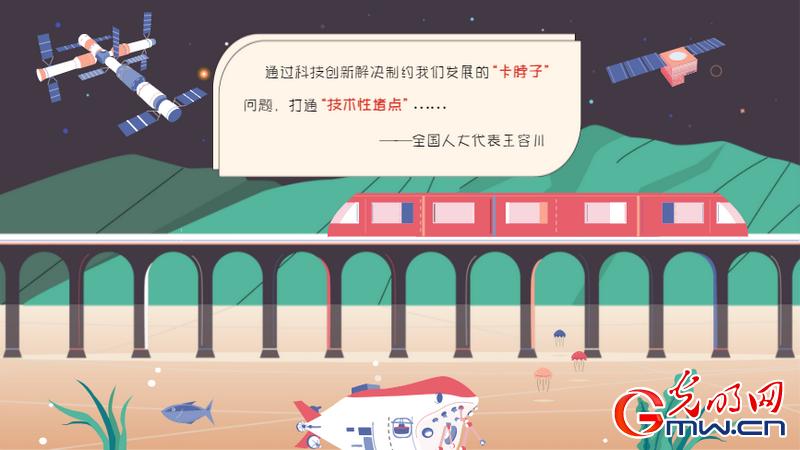 """【""""十四五""""新词】数说""""科技自立自强""""——从儿时的""""科学家""""梦谈起"""
